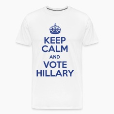 Keep Calm And Vote Hillary