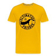 T-Shirts ~ Men's Premium T-Shirt ~ ultimate frisbee T-Shirts