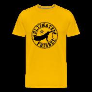 T-Shirts ~ Men's Premium T-Shirt ~ ultimate frisbee T-Shirts