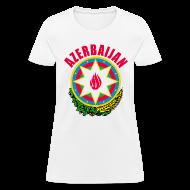 Women's T-Shirts ~ Women's T-Shirt ~ Azerbaijan coat of arms Women's T-Shirts