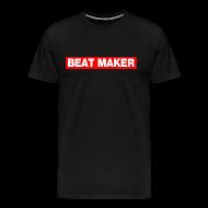 T-Shirts ~ Men's Premium T-Shirt ~ beat maker T-Shirts
