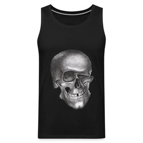twinkle skull - Men's Premium Tank