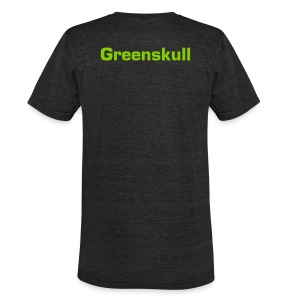 Minimalist Gamertag Tee - Unisex Tri-Blend T-Shirt by American Apparel