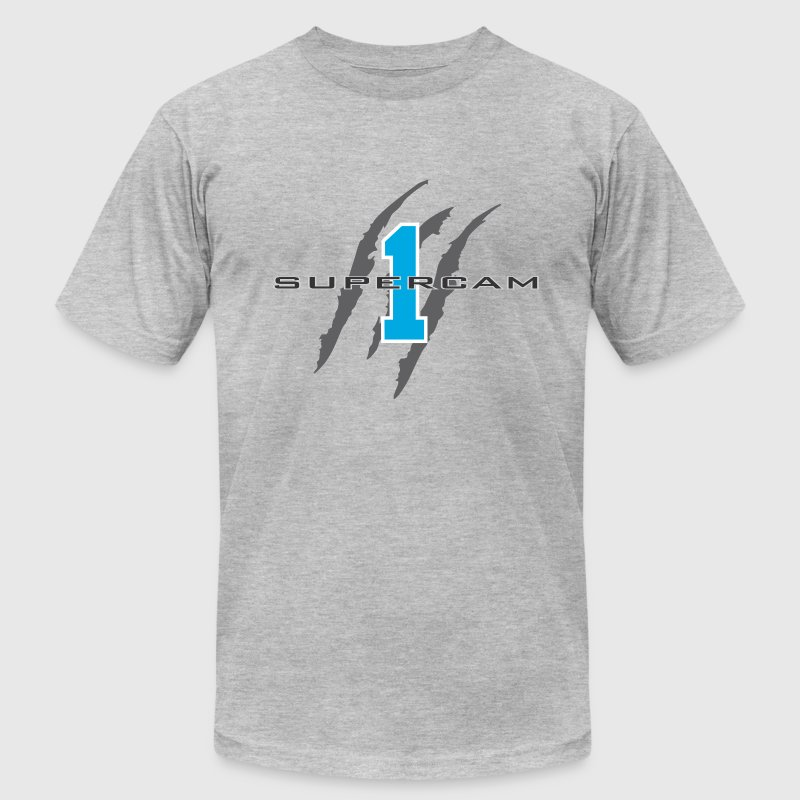 SuperCam - Men's T-Shirt by American Apparel