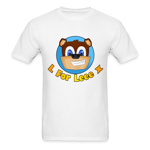 L for Leee x - Men's T-shirt - Men's T-Shirt