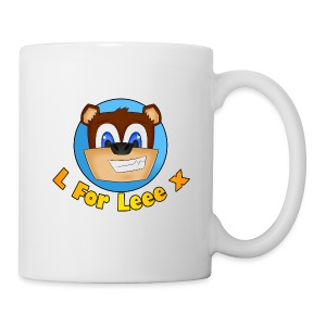 L for Leee x - Mug - Coffee/Tea Mug