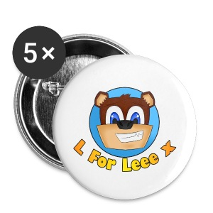 L for Leee x -Badges  - Small Buttons