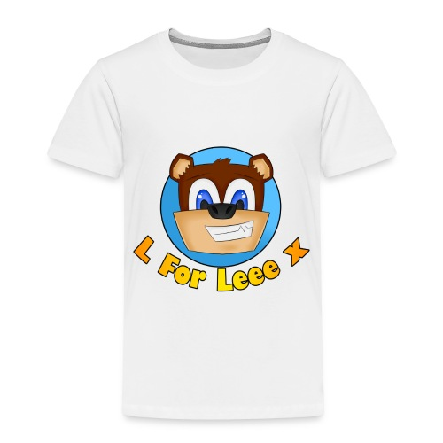 L for Leee x - Toddler Premium T-Shirt - Toddler Premium T-Shirt