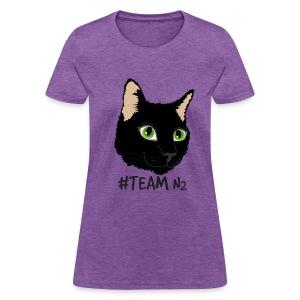 Women's #TeamN2 T Shirt - Women's T-Shirt