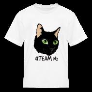 Kids' Shirts ~ Kids' T-Shirt ~ Kid's #TeamN2 T-Shirt