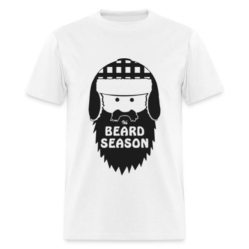 It's Beard Season - Men's T-Shirt