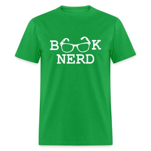 Book Nerd School - Men's T-Shirt
