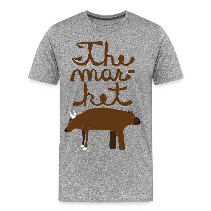 the market t shirt spreadshirt. Black Bedroom Furniture Sets. Home Design Ideas