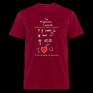 T-Shirts ~ Men's T-Shirt ~ The Nightman Cometh-dark