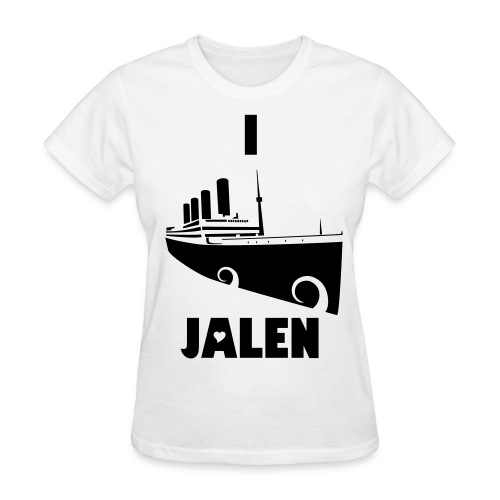 I Ship Jalen (♀) - Women's T-Shirt