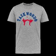 T-Shirts ~ Men's Premium T-Shirt ~ taekwondo T-Shirts