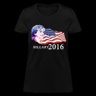 Women's T-Shirts ~ Women's T-Shirt ~ hillary 2016 Women's T-Shirts