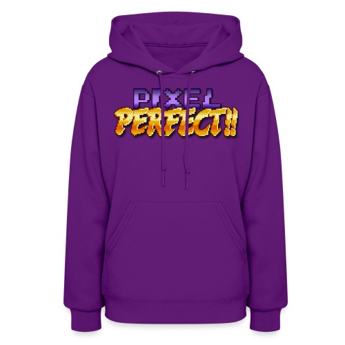 Pixel Perfect Sweat Shirt - Women's Hoodie