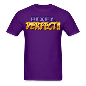 Pixel Perfect Cheap Man shirt - Men's T-Shirt