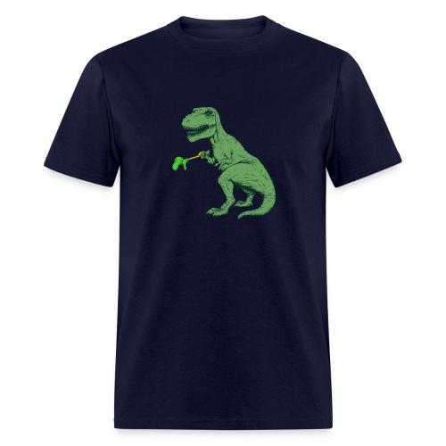 Unstoppable T-Rex - Men's T-Shirt