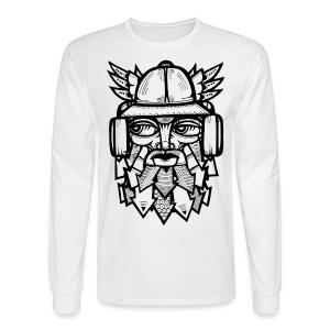 COOL ROCKERSKI (LS) - Men's Long Sleeve T-Shirt