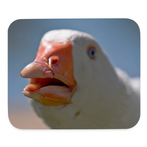Duck pad - Mouse pad Horizontal
