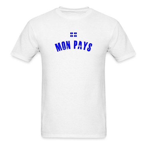 Québec mon pays - Men's T-Shirt
