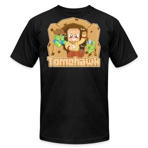 Biscuit Cave T-Shirt  - Men's Fine Jersey T-Shirt