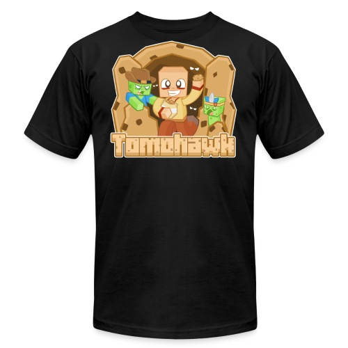 Biscuit Cave T-Shirt  - Men's  Jersey T-Shirt