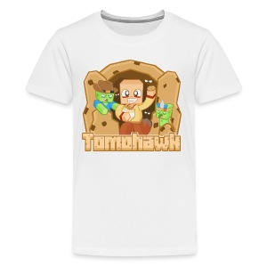 Biscuit Cave T-Shirt  - Kids' Premium T-Shirt