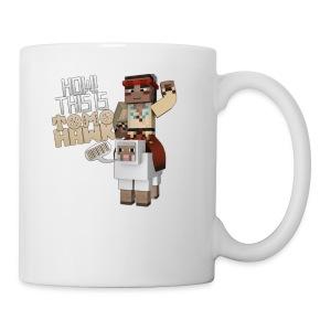 Tomohawk & Wooly Mug - Coffee/Tea Mug