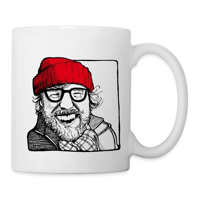 John Roderick Twitter Mug