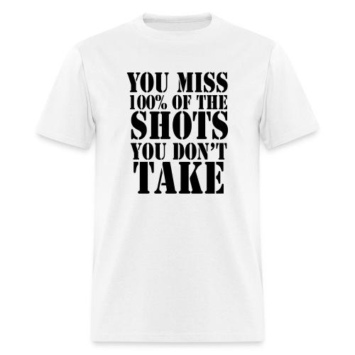 Missed Shots Tee - Men's T-Shirt