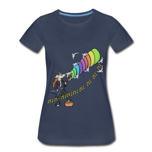 Unicorn Revolution - Women's Premium T-Shirt