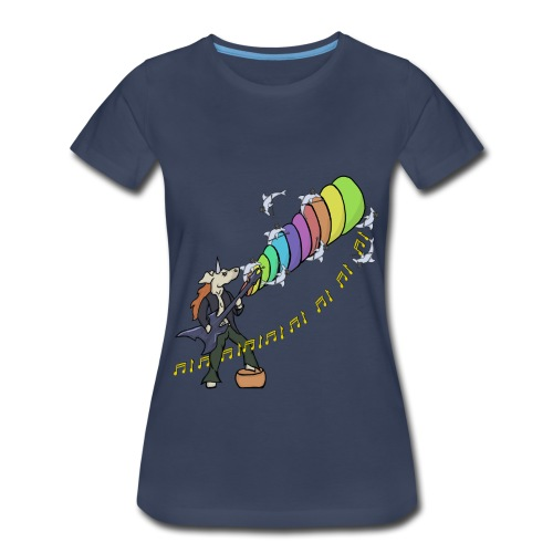 Unicorn Revolution - Women's Premium T-Shirt