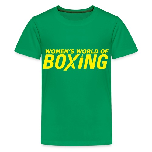 Kids' Premium T-Shirt - Boxing T-Shirts,Boxing Tee Shirts,Case,Custom Made T-Shirts,Custom Made Tee Shirts,Gifts,No Bully Zone,Novelty T-Shirts,Personalized T-Shirts,Personalized Tee Shirts,Women's T-Shirts,Women's Tee Shirts,iPad,iPhone