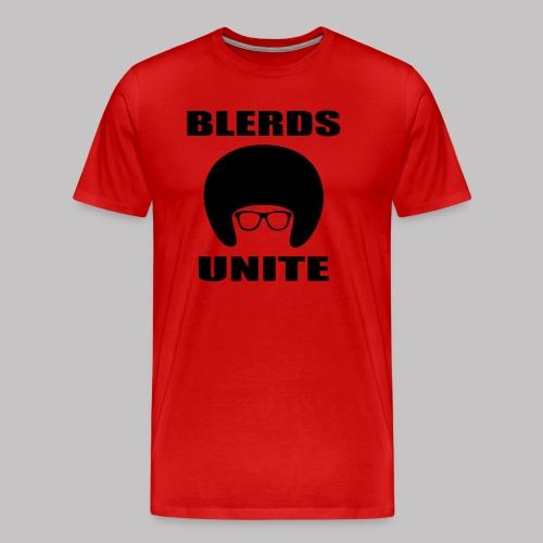 BLERDS UNITE - Men's Premium T-Shirt