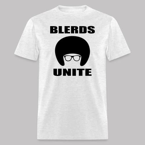 BLERDS UNITE - Men's T-Shirt