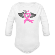 Baby Bodysuits ~ Baby Long Sleeve One Piece ~ I've held an Angel