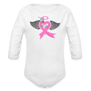 I've held an Angel - Long Sleeve Baby Bodysuit