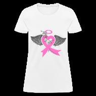 Women's T-Shirts ~ Women's T-Shirt ~ I've held an angel