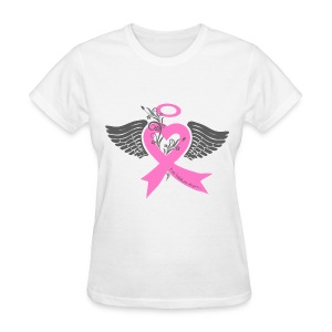 I've held an angel - Women's T-Shirt