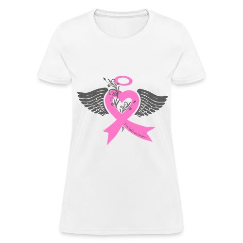 I've held an angel - Women's T-Shirt