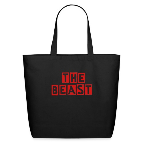 The Beast - Tote Bag - Eco-Friendly Cotton Tote