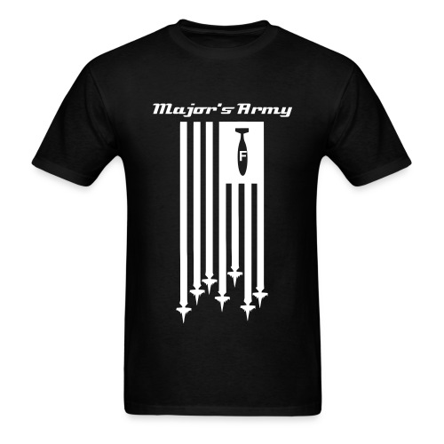 Major's Army Men's T-Shirt - Men's T-Shirt