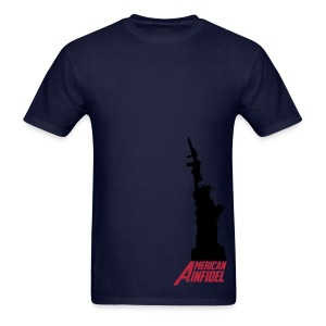 Armed Liberty - Men's T-Shirt