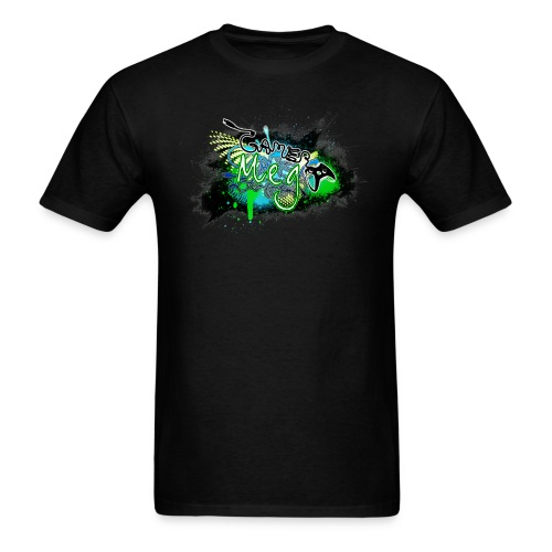 GamerMeg Men's T-Shirt (official logo) - Men's T-Shirt