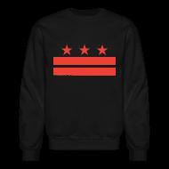 Long Sleeve Shirts ~ Crewneck Sweatshirt ~ Washington DC Sweatshirt
