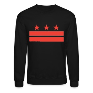 Washington DC Sweatshirt  - Crewneck Sweatshirt