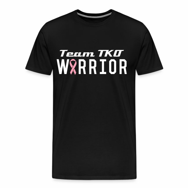 Team TKO Cancer Warrior T-Shirt